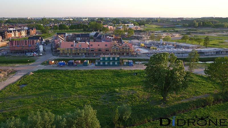 Bouwplaats Waterdorp