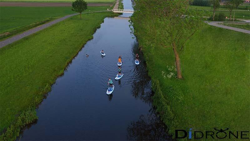 Standup paddeling Amersfoort Waterdorp Lakeside sup