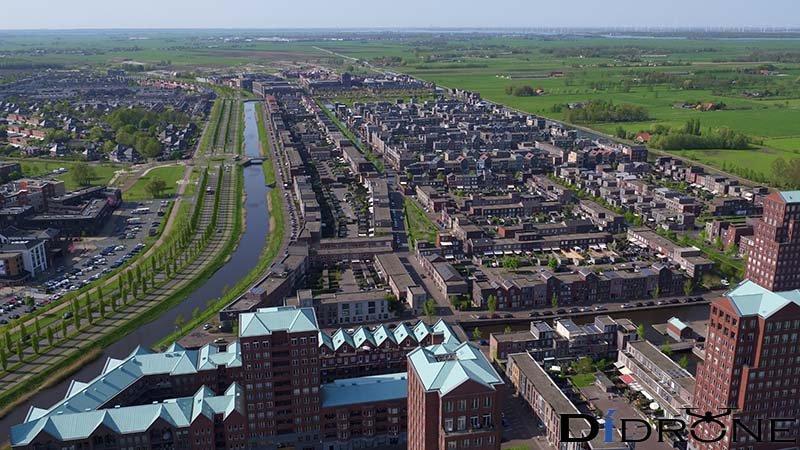 Overview Amersfoort Vathorst